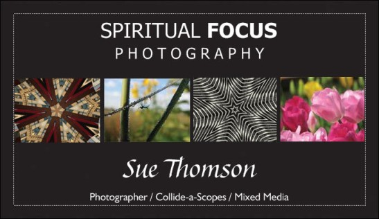 Sue Thomson - Spiritual Focus Photography