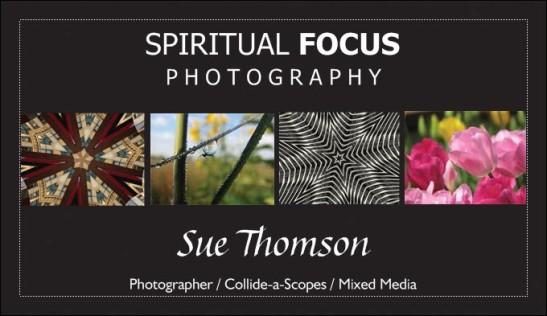 Sue Thomson - Spiritual Focus Photography