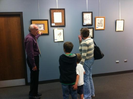 John Green, Green Ink, John Green Artist, John Green Architect