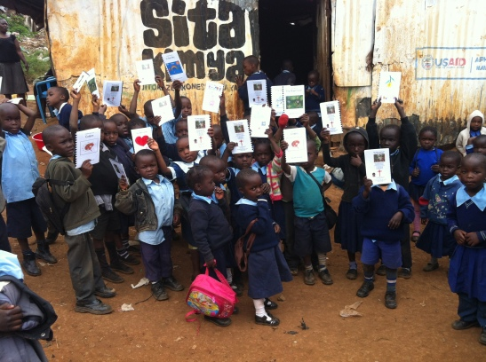 To Kibera With Love - Sue Thomson - Spiritual Focus Photography
